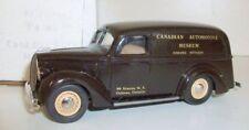 Durham Classics 1/43 Scale 1939 Ford panel van Canadian Automotive Museum