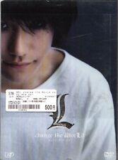 L change the WorLd Complete Set - Japan BOX 3 DVD Matsuyama Kenichi KUDO YUKI