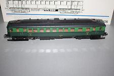 Märklin 3426 Delta Numérique Railcar. Série 600 Sncb Échelle H0 Ovp