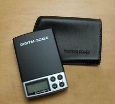 BALANZA DIGITAL de bolsillo alta precisión 0,1 g joyería/joyas de oro