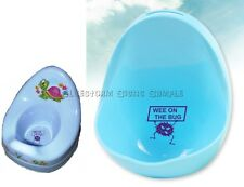 Potty Toilet Training Wee on the Bug Toilet Urinal Sticker Great for Kids X2