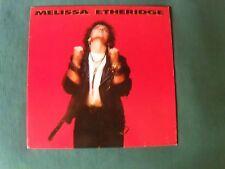 MELISSA ETHERIDGE - 1st LP 33T 1988 German pressing ISLAND 209 138 GEMA
