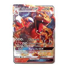 Charizard GX Holo Burning Shadows 20/147 (Proxy | Flash Card)