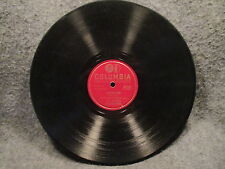 "78 RPM 10"" Record Les Brown Sentimental Journey Twilight Time Columbia 36769"