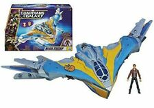 GUARDIANS OF THE GALAXY MILANO STARSHIP LIGHTS & SOUNDS + QUILL FIGURE BRAND NEW