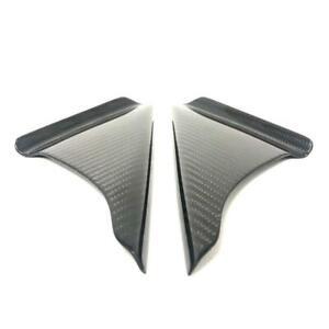 AMS Performance Anti-Wind Buffeting Kit Matte Carbon FITS 2020+ Toyota GR Supra