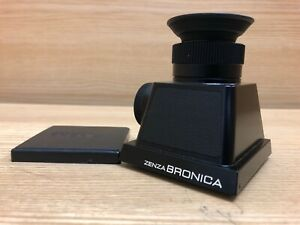Near Mint Zenza Bronica Cds Chimney ME Prism Finder S For SQ A Ai From Japan