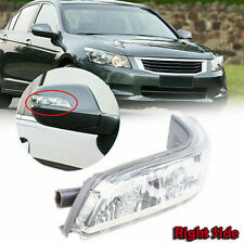 Right Mirror Turn Signal LED Light Lamp for 05-12 Acura RL KB1/2 Accord 2008-13