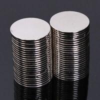 10-100 tlg Neodym Round Disc Magnete N50 Scheiben magnet 15x1mm Seltenerdmagnet