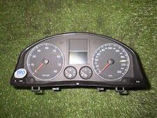 18853 Tachometer VW Golf Plus (5M) 1.6 FSI  85 kW  116 PS (01.2005-05.2008)