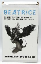 Aradia AM32 Beatrice Divine Comedy Dante's Inferno Celestial Female on Gryphon