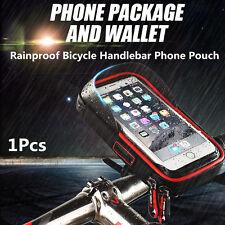 Waterproof Motorcycle Bike Handlebar Holder Mount Bag Case Wallet For Phone GPS