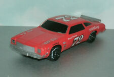 1/43 Scale 1973 Chevy Malibu 427 Plastic NASCAR Stock Car - Legends of Racing