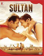 SULTAN DVD *SALMAN KHAN - OFFICIAL 2 DISC BOLLYWOOD DVD