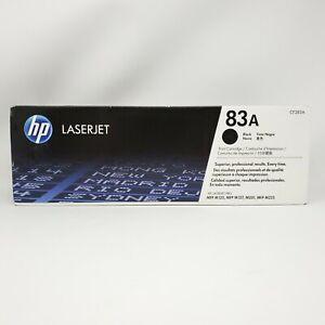 Expired GENUINE HP 83A CF283A LaserJet Pro Toner Cartridge Black Expired 2018