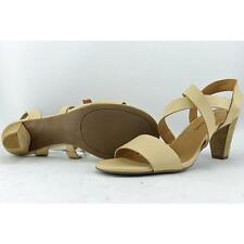 High (3 in. and Up) Leather Slingbacks Sandals & Flip Flops for Women