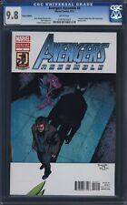Avengers Assemble #4 CGC 9.8 Segovia Amazing Spider-Man 50th Anniversary Variant