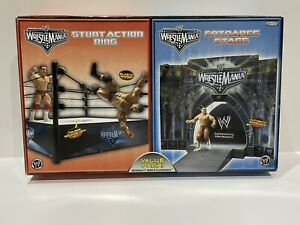 WWE WrestleMania 22 - 2005 Value Pack - Reenact Wrestlemania!