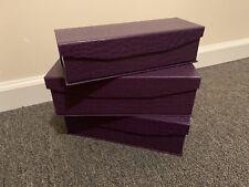 Purple Gift Box 3 Pack