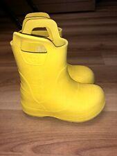 Outdoor Master Kids Toddler Boys Girls Rain Boots Lightweight Sz 8C