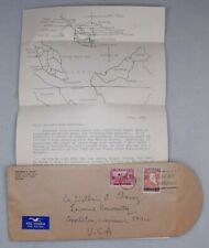 Mayfairstamps Malaysia 1965 To US Cover Map & Letter Dr William Chaney Appleton
