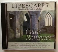 Celtic Romance Traditional Celtic Melodies CD Lifescapes (1998) Brand New Sealed