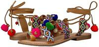 Chinese Laundry Women s Posh Leather Toe Ring Sandal Cognac 6  M US