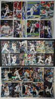 2018 Topps Series 1,2 and Update San Diego Padres Team Set of 30 Baseball Cards