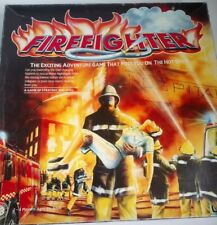 FireFighter Vintage Strategy and Skill Board Game Complete Fire Service
