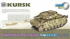 Dragon Armor 60613 - 1/72 Pz.Kpfw.III Ausf.M w/Schurzen PzRgt - Neu