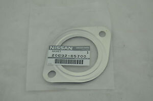 NEW GENUINE NISSAN EXHAUST GASKET 20692- 65J00 OEM INFINITY G35 240SX CONVERTER