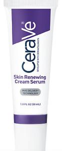 CeraVe Skin Renewing Cream Serum, 1 fl. oz.