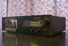 Saba CD360 CD-360 2-Motoren Logik Kassettendeck -SERVICED- 1 Jahr Gewährleistung