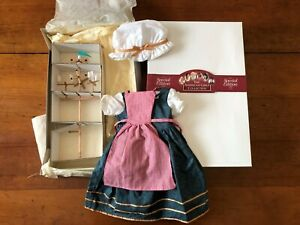 American Girl - Felicity's Town Fair Outfit - Special Edition - NEW/MINT/UNUSED