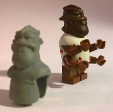 "Lego Star Wars Custom Dexter ""Dex"" Jettster (Besalisk cook)"