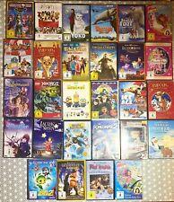 DVD Sammlung 28 Kinderfilme, Ice Age, Bibi& Tina,Minions uvm