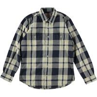 Filson Wildwood Shirt Navy Cream