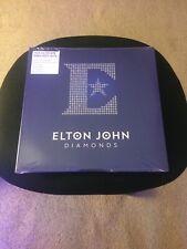 Diamonds * by Elton John (2-LP Vinyl, 2017, Mercury) New! Sealed!