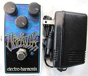 Used Electro-Harmonix EHX Octavix Octave Fuzz Guitar Effects Pedal