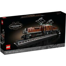 Lego Creator Expert 10277 Crocodile Locomotive 2020- Brand New Next Day Delivery
