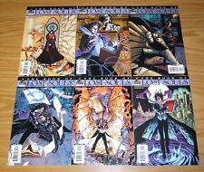Book of Lost Souls #1-6 VF/NM complete series J. STRACZYNSKI colleen doran set