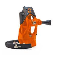 Dango Gopro Helmet Gripper Clip Mount Holder Orange