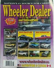 Wheeler Dealer October 2016 Buy Sell Trade No 1 Source for Cars FREE SHIPPING sb