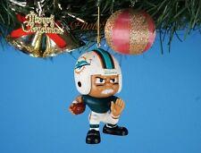 CHRISTBAUMSCHMUCK Weihnachten Xmas Deko Football Miami Dolphins Running Back