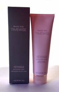 New Mary Kay Timewise Age Minimize 3D 4-In-1 Cleanser Normal to Dry - Free Ship!