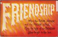 (ys6) Postcard: Friendship