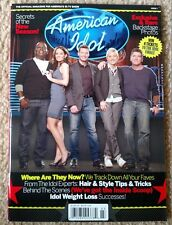Adam Lambert - American Idol Official Magazine