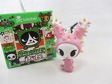 "Hoppy Pink Rabbit Bunny - Sandy's Cactus Pets Vinyl Figure Tokidoki approx 2.5"""