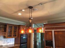 uttermost westley kitchen island/Billiard Light