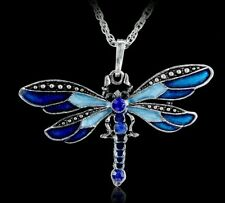 Dragonfly Necklace Pendant Charm Fantasy Game of Thrones Coheed and Cambria Gift